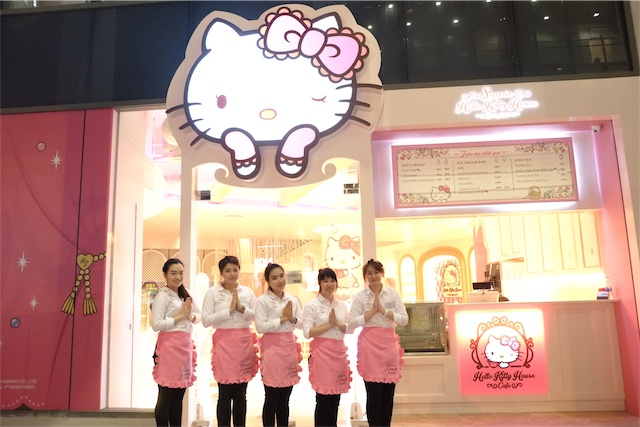20141004 Hello Kitty House00