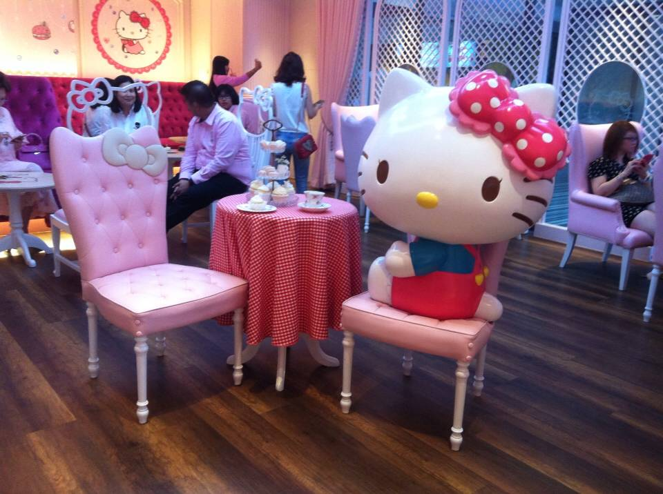 20141004 Hello Kitty House07